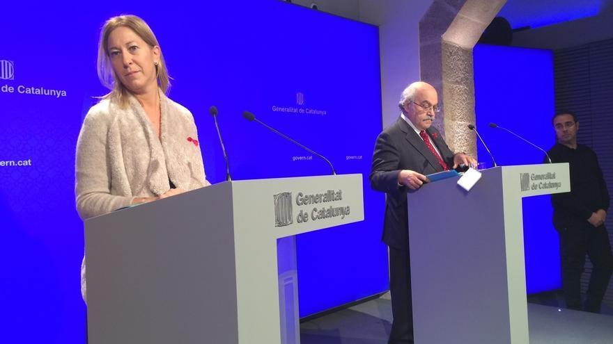 """El Govern dice que el TC no cambiará los """"efectos políticos"""" de la resolución del Parlament"""