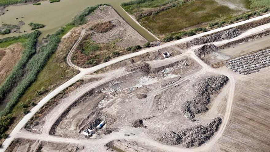 Denuncian la concesión de agua a la finca con más multas por riego ilegal en Doñana