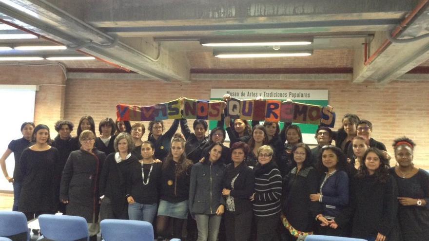 Imagen del Seminario Internacional de Violencia contra las mujeres