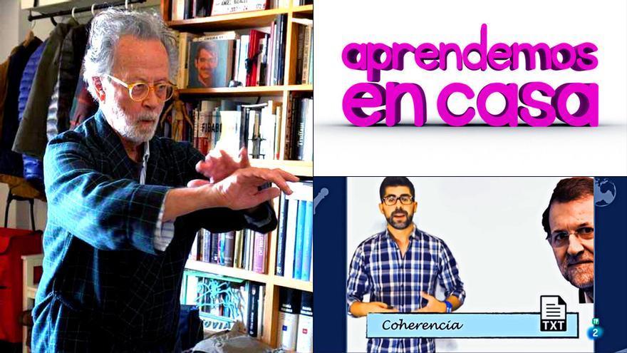 'Diarios de la cuarentena' y 'Aprendemos en casa', los frentes de 'RTVE responde'
