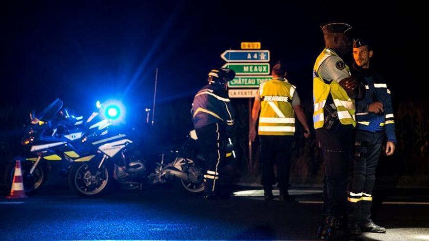El atropello mortal cerca de París fue un acto voluntario pero no terrorista