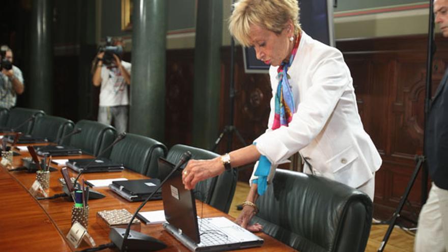 De la llegada de Fernández de la Vega a la Delegación del Gobierno #2