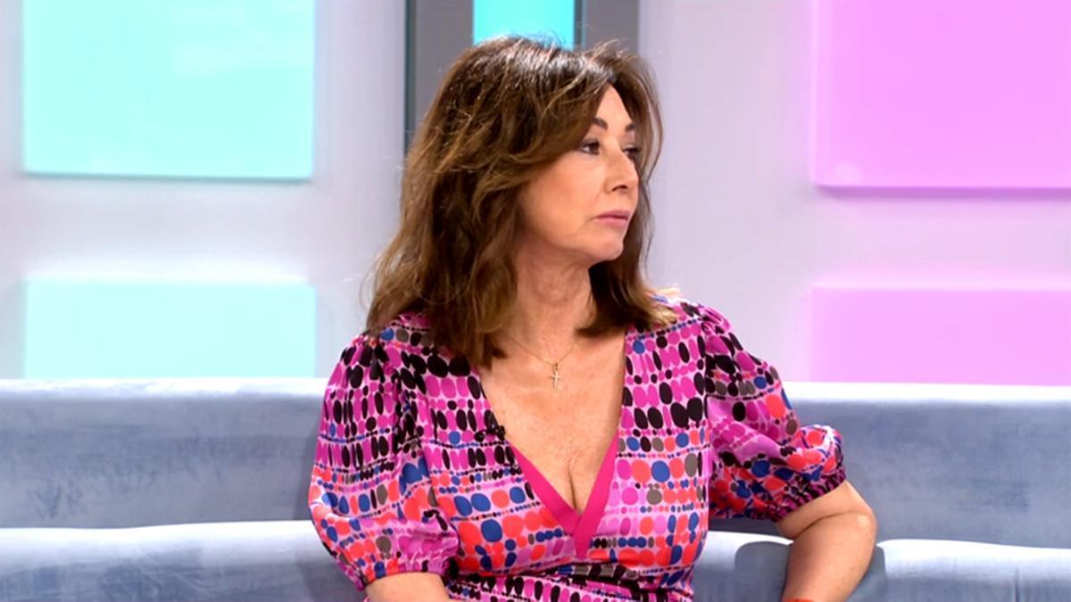 Ana Rosa Quintana, en 'El programa de AR' este lunes