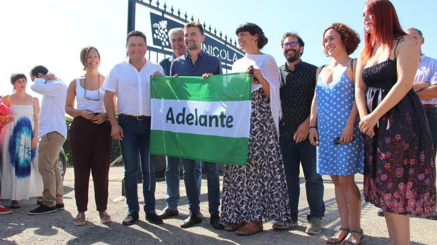 Teresa Rodríguez aclara que encabeza la candidatura por Málaga para contrarrestar a la derecha