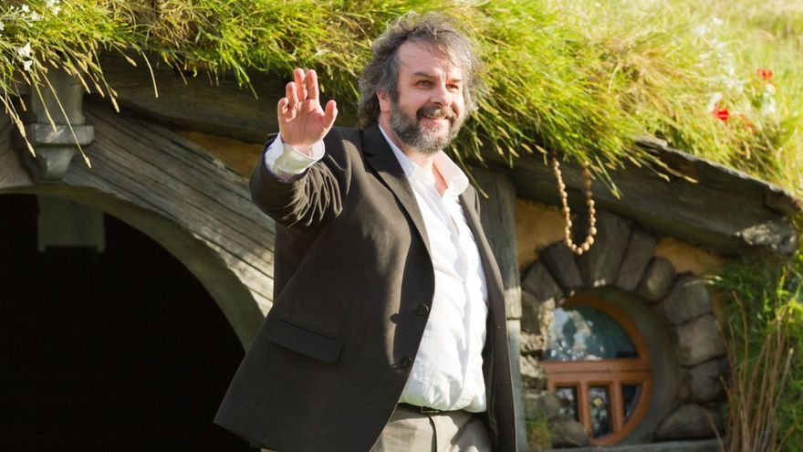 Peter Jackson, director de la trilogía de 'El señor de los anillos'