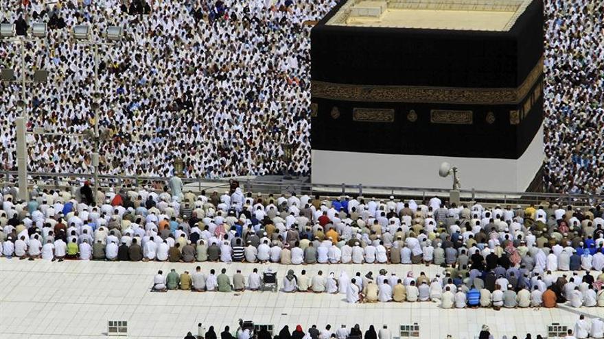 Arabia Saudí niega que haya prohibido a los iraníes peregrinar a La Meca