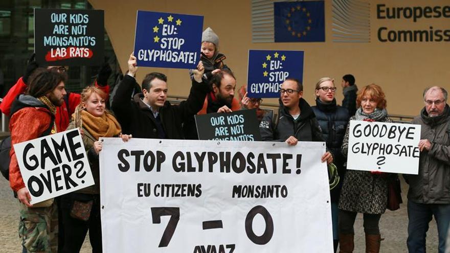 La falta de acuerdo en la UE retrasa la decisión sobre la licencia del glifosato