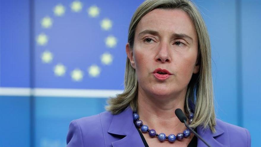 La UE condena la intimidación a quienes se han movilizado para repartir ayuda