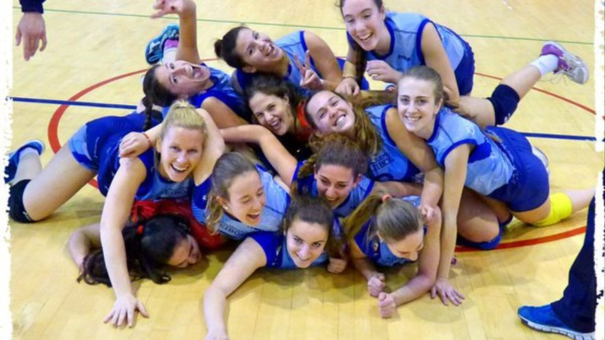El voleibol en Dos Hermanas da un giro por la falta de presupuesto
