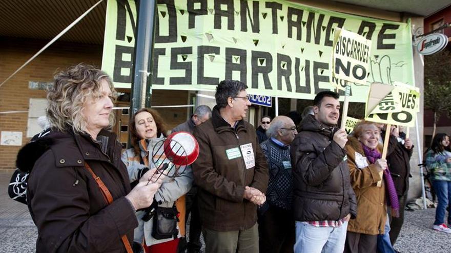 La Audiencia Nacional tumba la construcción del embalse de Biscarrués, en Huesca