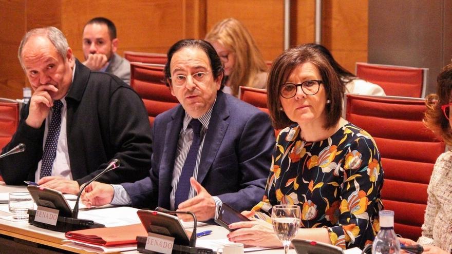 PP rechaza en el Pleno del Senado acabar con la comisión de investigación de la financiación de los partidos políticos