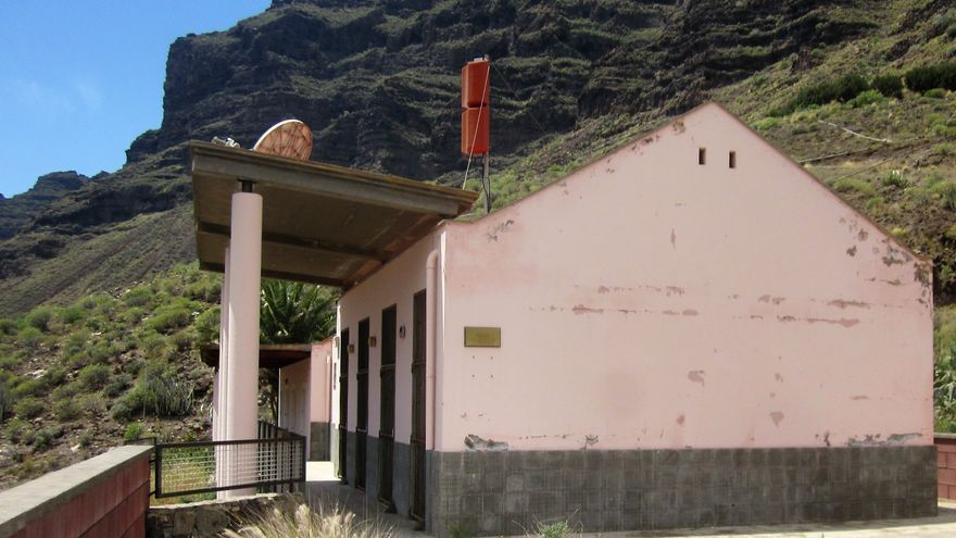 Futuro Centro de Interpretación de la Reserva Natural de Guguy en Tasartico