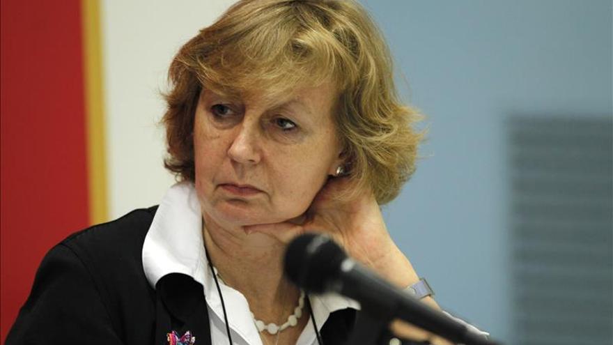 """Grynspan pide una """"coherencia internacional"""" para lograr los ODS de la ONU"""