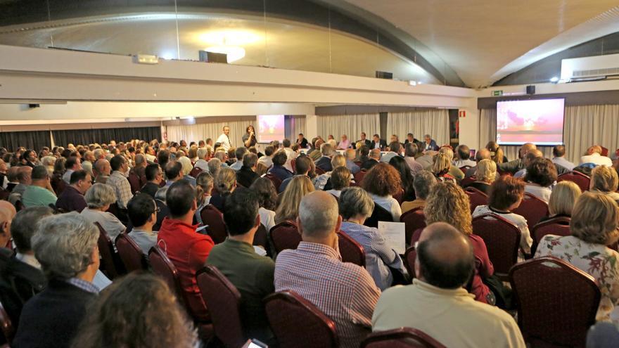 Asamblea General del Metropole celebrada el 29 de marzo de 2017
