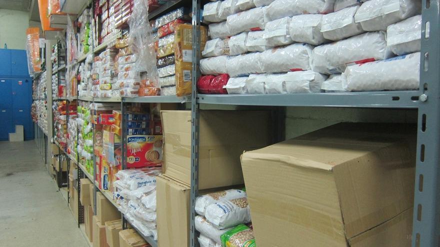 Los empleados de Endesa donan casi 10.000 kilos de alimentos este verano para los más necesitados