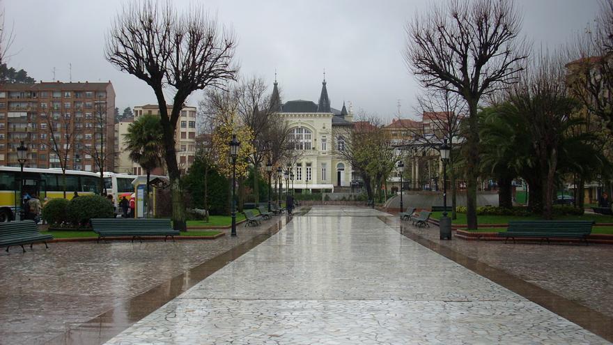Bermeo (Bizkaia) recuerda el 30 aniversario de las inundaciones que padeció el municipio