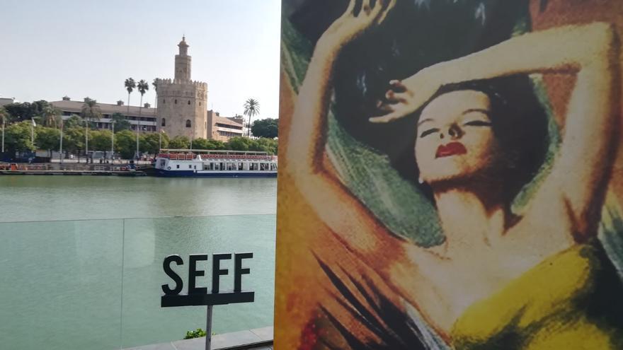 Presentación de la programación del Festival de Cine de Sevilla