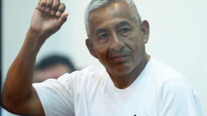 Un fiscal peruano pide cadena perpetua para un cabecilla de Sendero Luminoso