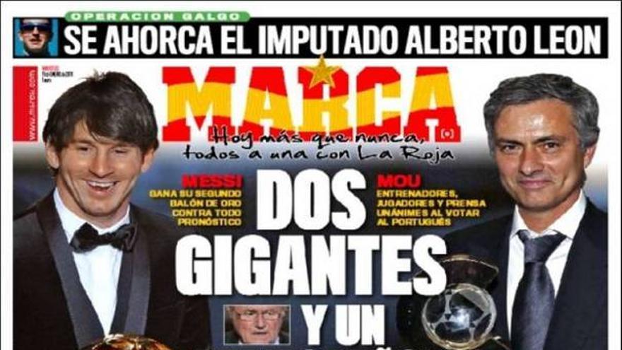 De las portadas del día (11/01/11) #12