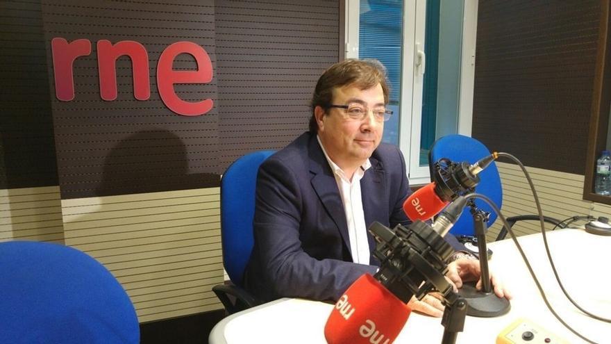 """Vara subraya que el PSOE sobre Cataluña """"estará a la altura de los acontecimientos"""" y """"donde esté la legalidad"""""""