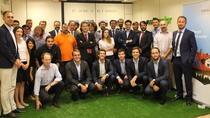 Profesionales del sector se reúnen en el proyecto Viesgo Solar dirigido al autoconsumo
