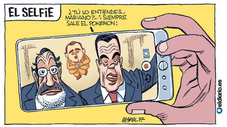 El selfie