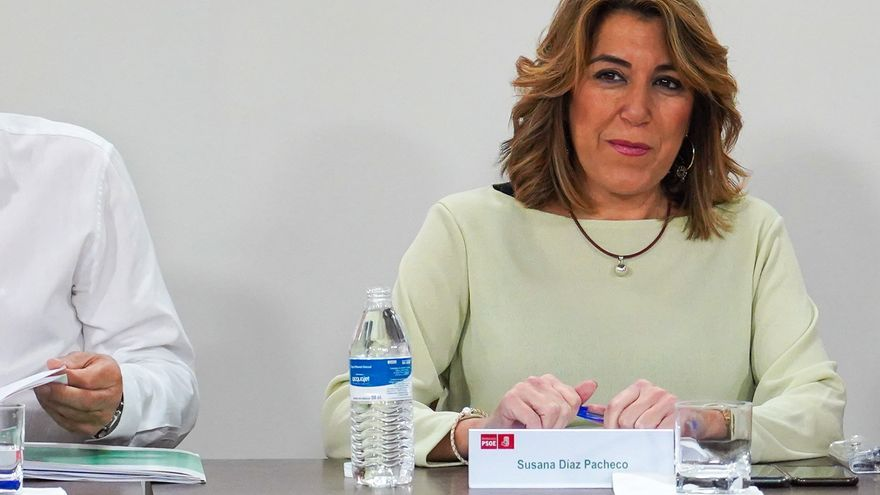 El PSOE asegura que la continuidad de Susana Díaz dependerá de los militantes andaluces
