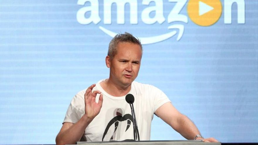 El director de Amazon Studios, Roy Price, suspendido por una denuncia de acoso sexual