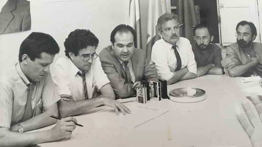 PSOE Alcalá de los Gazules.