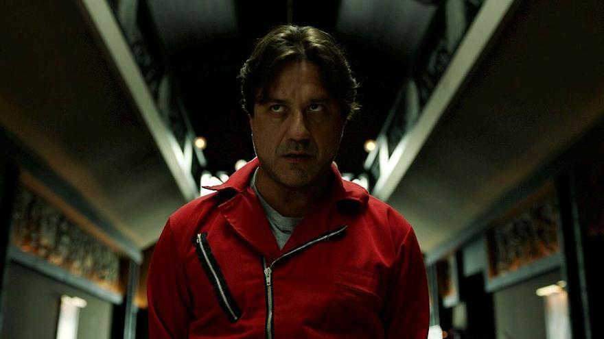 Enrique Arce desvela qué escena de su personaje Arturo pidió que eliminasen de 'La casa de papel'