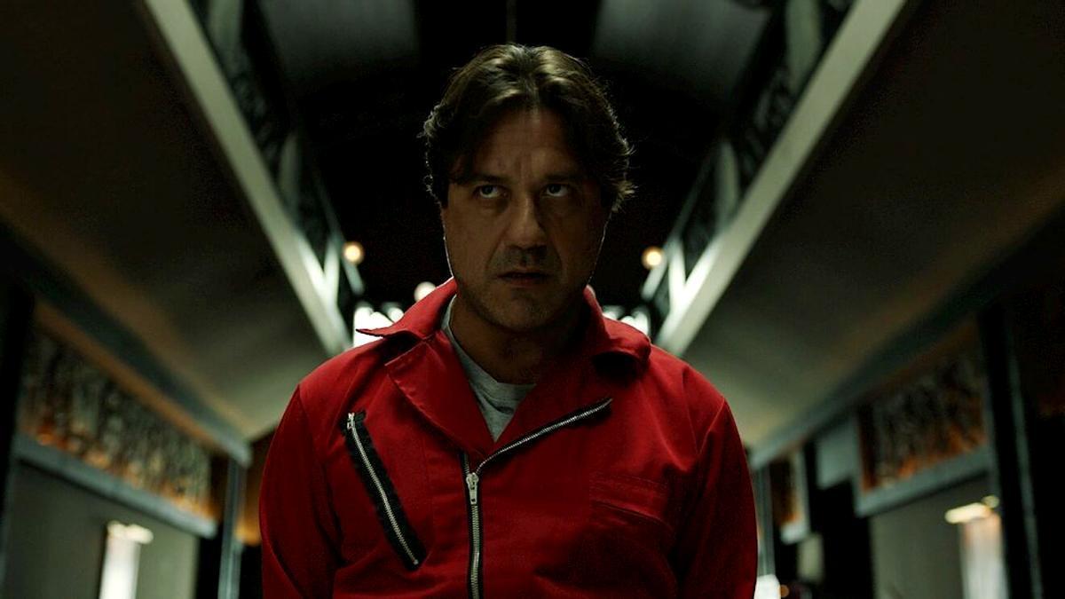Enrique Arce es Arturo Román en 'La casa de papel'