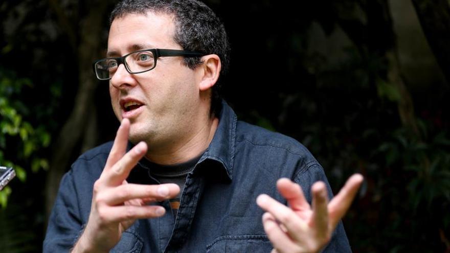El ganador del Premio Hispanoamericano de Cuento no se siente un gran literato
