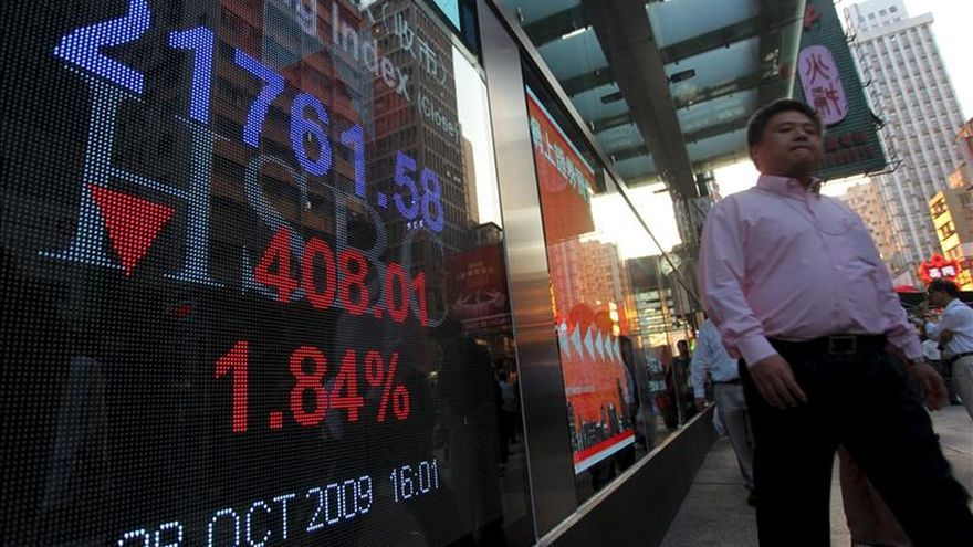 Hong Kong abre con tendencia alcista y avanza un 0,63 %