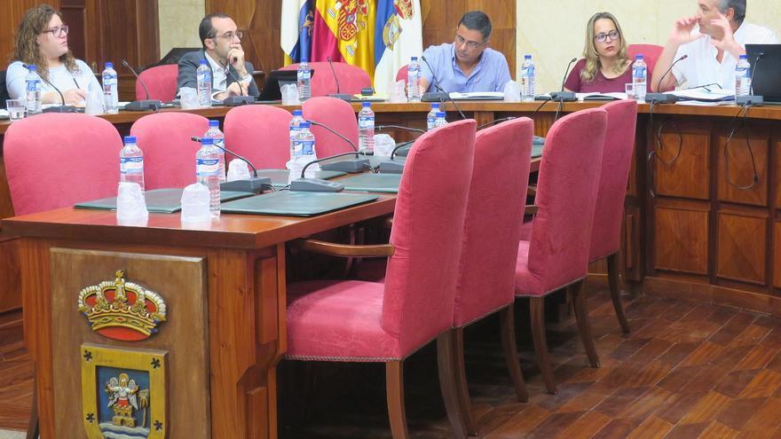 Reunión de la Comisión Sectorial de Educación de la Federación Canaria de Islas.