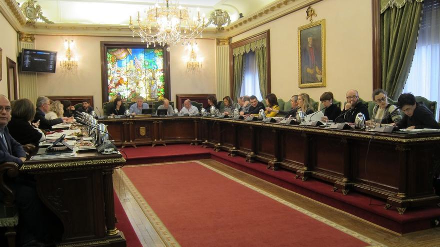 El Ayuntamiento de Pamplona aprueba sus Presupuestos para el año 2017, que ascienden a 196,5 millones