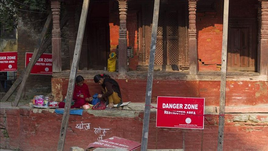 Nepal asegura que el patrimonio afectado por el terremoto está a buen recaudo