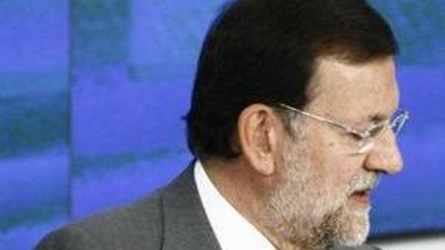 Rajoy recuerda que el TSJV rechazó seguir investigando
