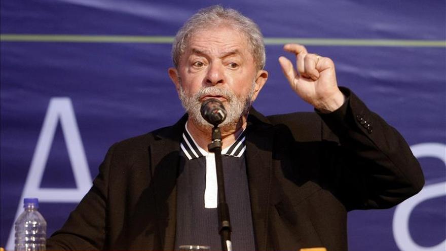 Lula se reunirá con Podemos, el PSOE y debatirá con Felipe González en Madrid