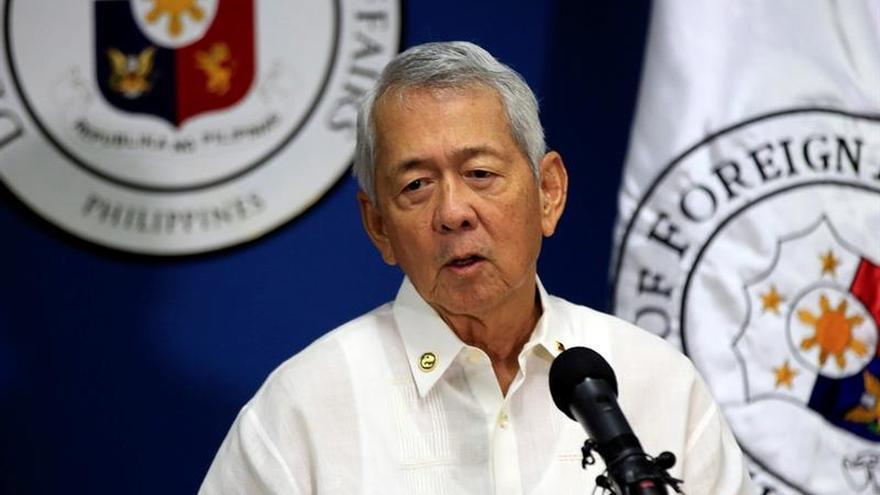 Filipinas rechaza iniciar conversaciones bilaterales con China tras el fallo de La Haya