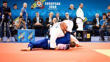 Jorge Silva se impone a un rival francés