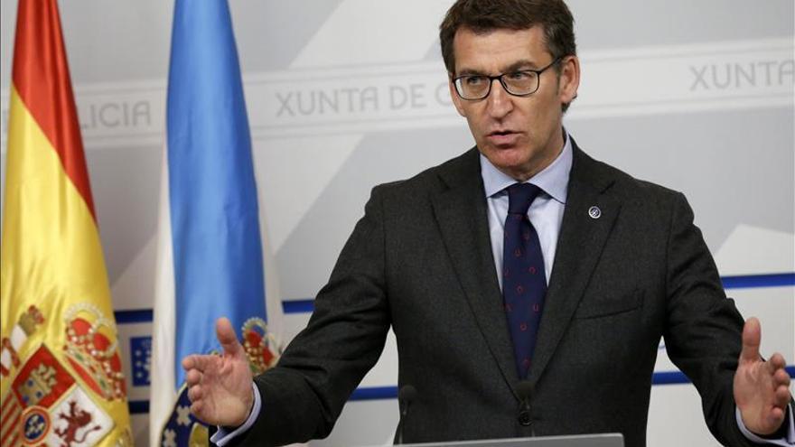 """Núñez Feijóo: """"Sabemos que nos quedan muchas deudas por pagar"""""""