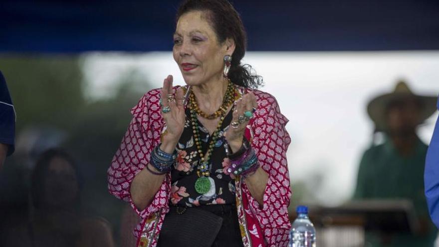 """El """"oscuro anticristiano no volverá"""" a Nicaragua, dice Rosario Murillo"""
