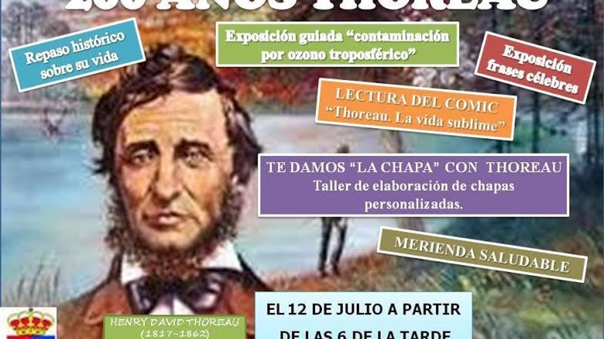 Carcaboso Henry David Thoreau