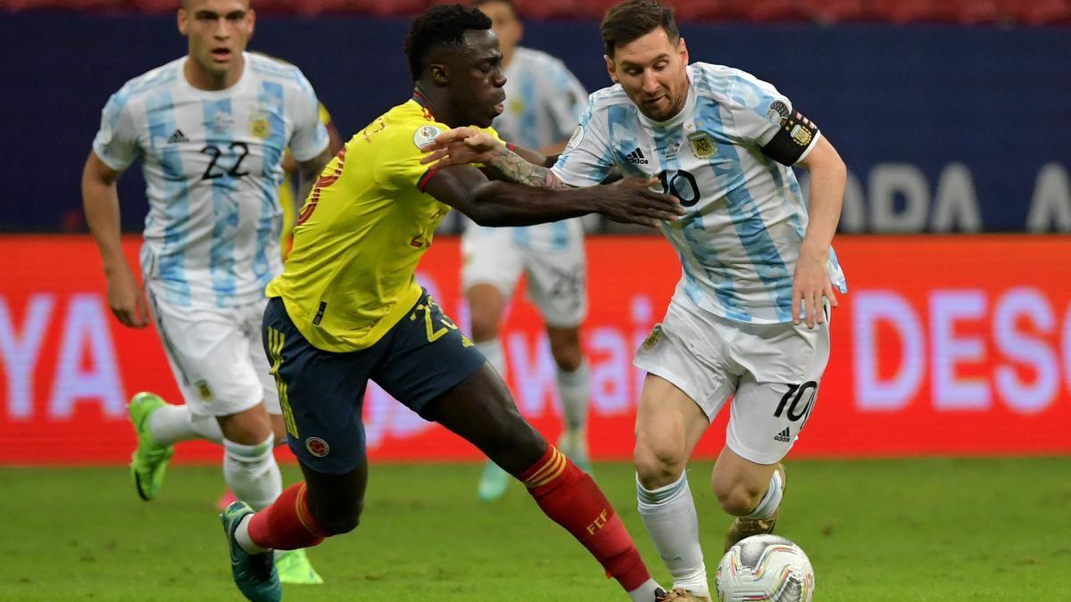 Messi, siempre imparable para los rivales.