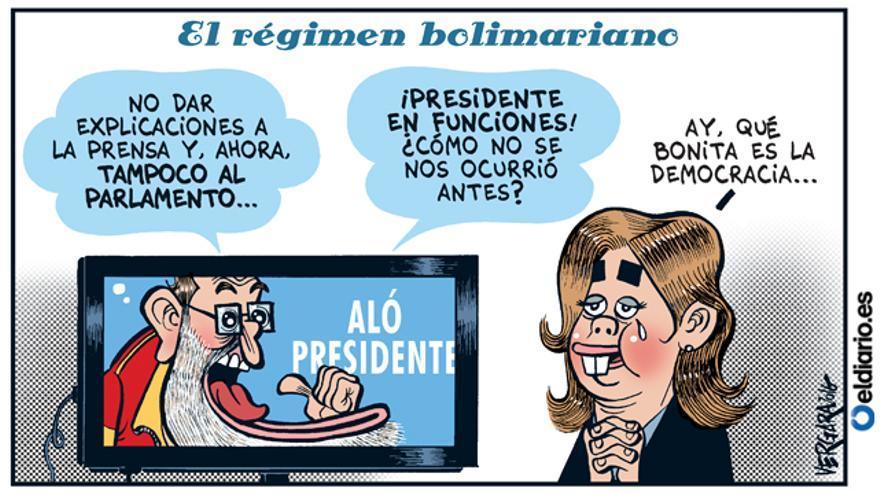 El régimen bolimariano