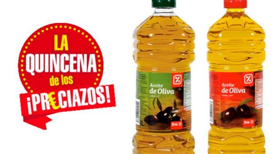 Imagen de la oferta de DÍA.