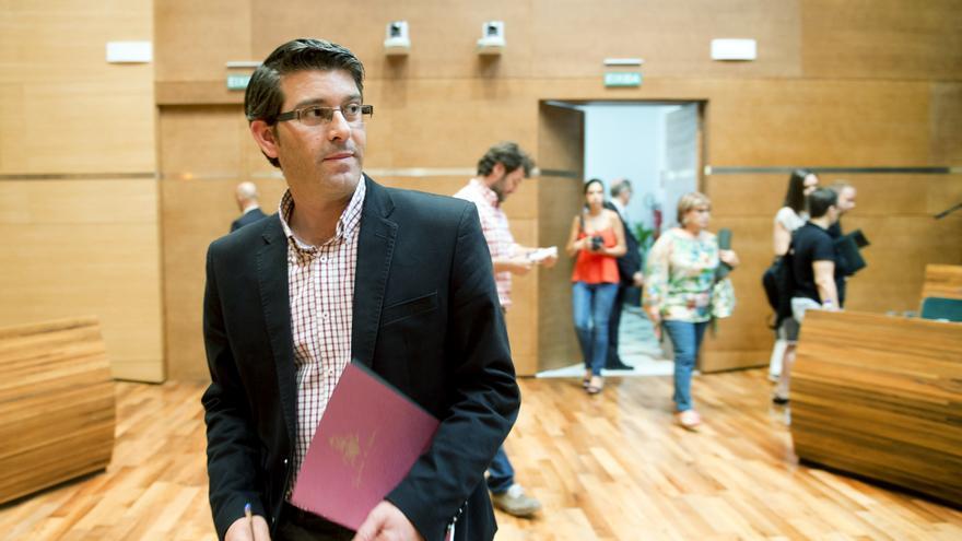 Jorge Rodríguez, presidente de la Diputación de València