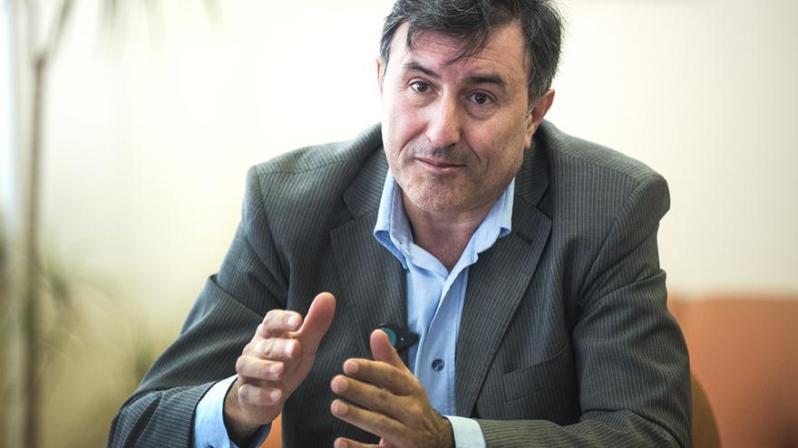 Francisco Fernández Mañanes. | JOAQUÍN GÓMEZ SASTRE