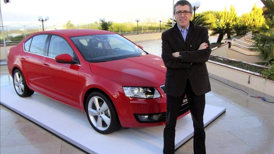 El director de Skoda en España asegura que no hay rivalidad con Seat en el grupo