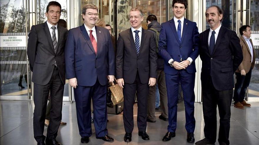 Urkullu pide a Europa que actúe unida frente a sus grandes retos